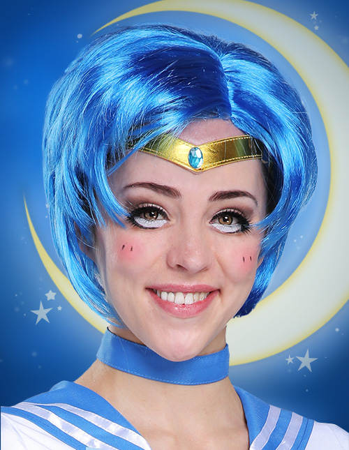 Sailor Mercury Wig