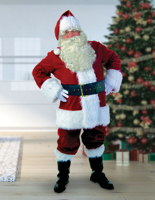 263c8bca7 Santa Claus Costumes - Adult, Plus Size, Kids Santa Claus Costume