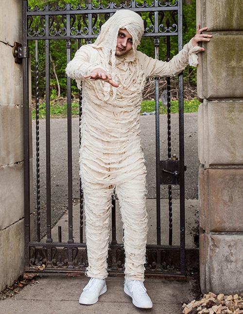 Scary HalloweenCostume