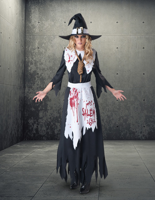 Scary Halloween Costumes - Adult & Kids Scary Costumes