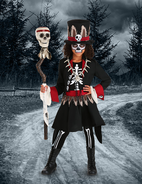 Scary Costumes for Kids