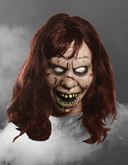 The Exorcist Mask