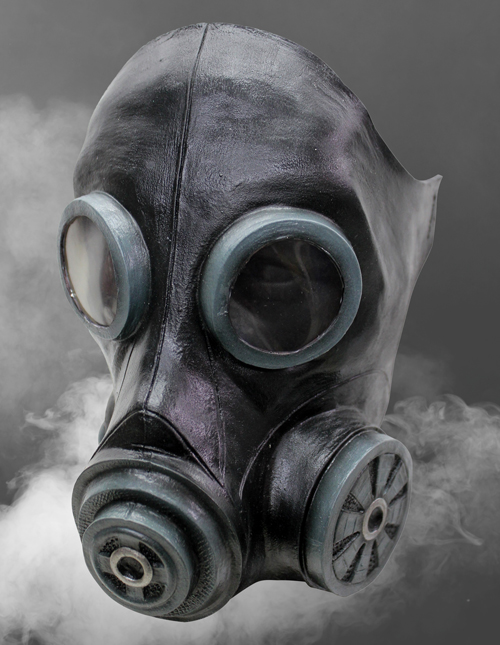 Scary Gas Masks