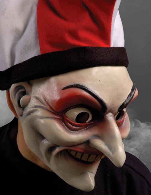 Scary Masquerade Masks