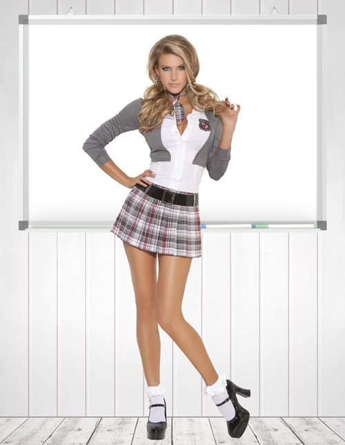 School Girl Costume