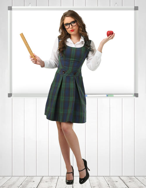 Catholic School Girl Costume