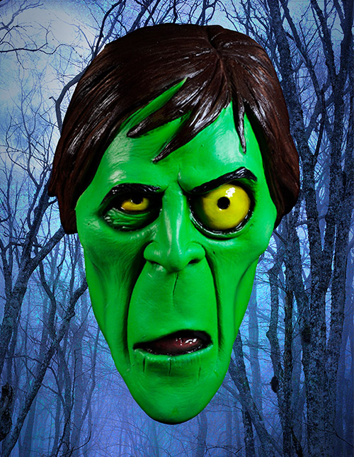 Creeper Mask from Scooby-Doo