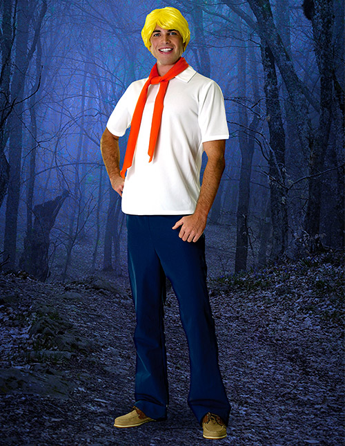 Fred Scooby-Doo Costume