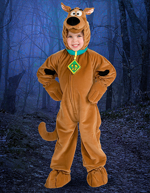 Kids' Scooby-Doo Costume