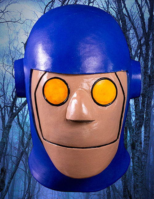 Scooby-Doo Charlie the Robot Mask