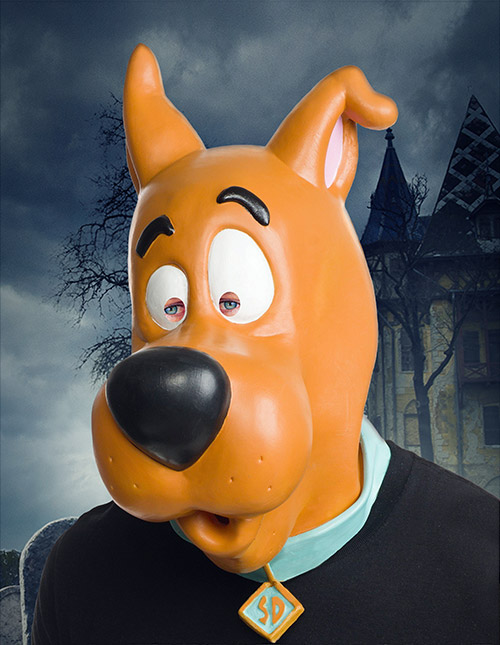 Scooby-Doo Mask