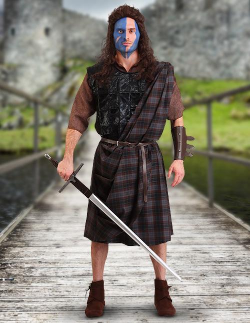 Medieval Scottish Attire