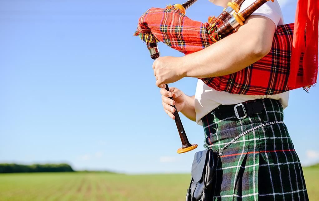 Men's Scottish Clothing