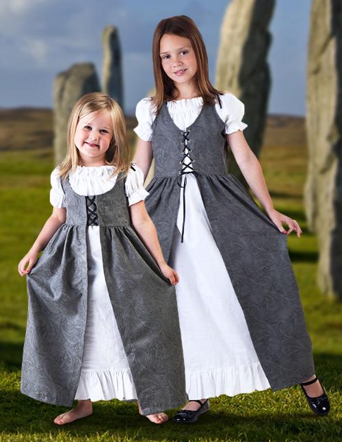 Scottish Renaissance Costume
