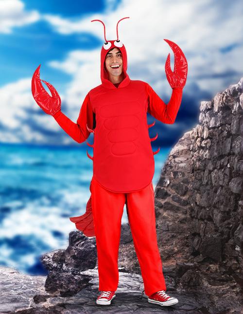 Lobster Costume