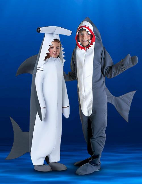 Shark Costume Kids