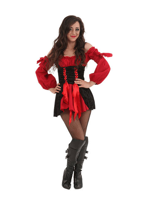 Sexy Pirate Costume