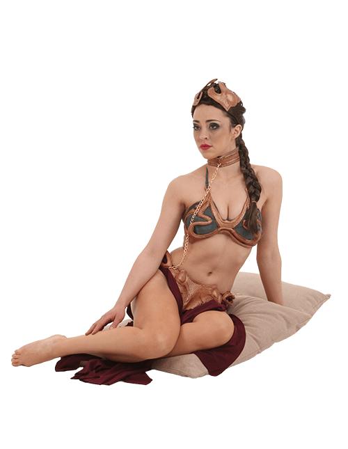Sexy Slave Leia Costume