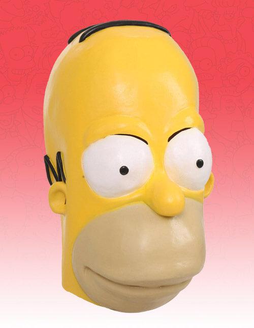 Homer Simpson Mask