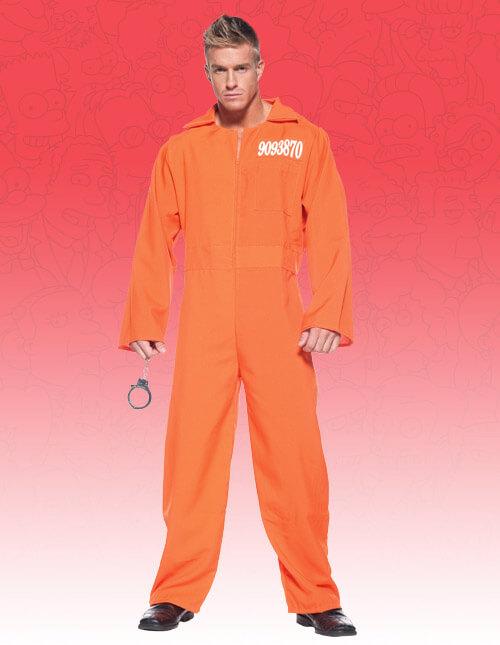 Orange Prisoner Outfit