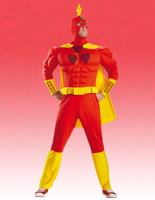 Radioactive Man Costume