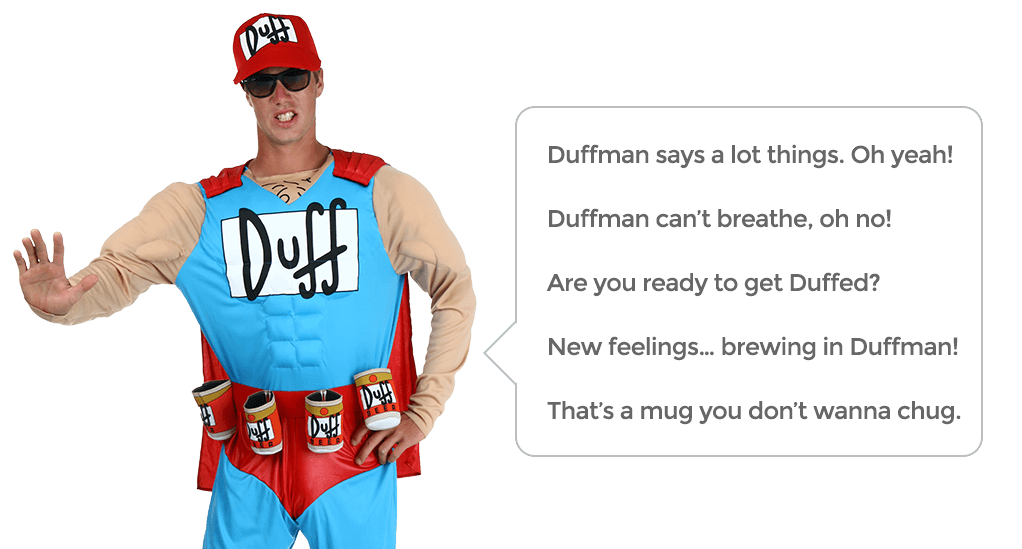 Duffman Quotes