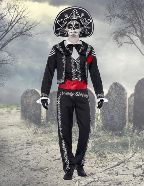 Señor Bones Costume