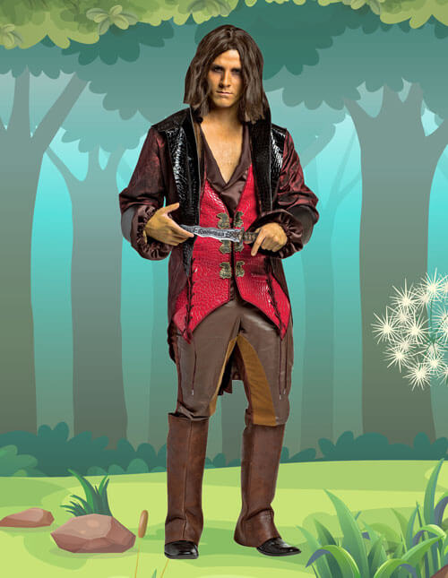 Once Upon A Time Rumpelstiltskin Costume