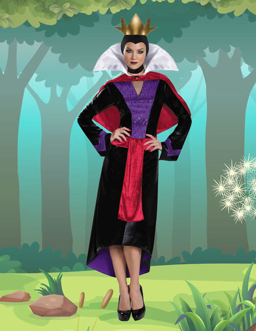 Snow White Costumes - HalloweenCostumes com