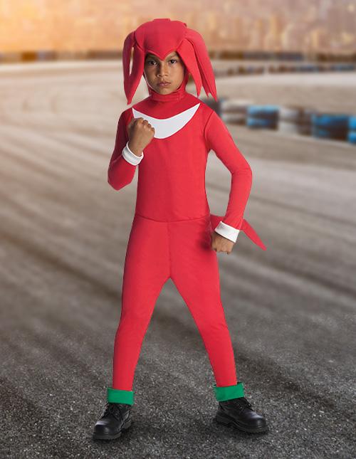 Knuckles Costume