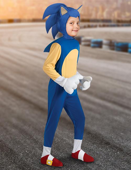 Sonic Costume for Kids
