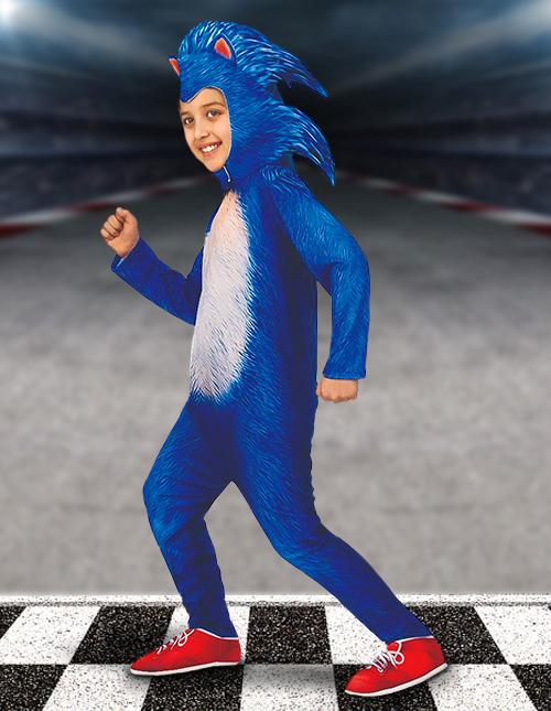 Sonic the Hedgehog Movie Costume