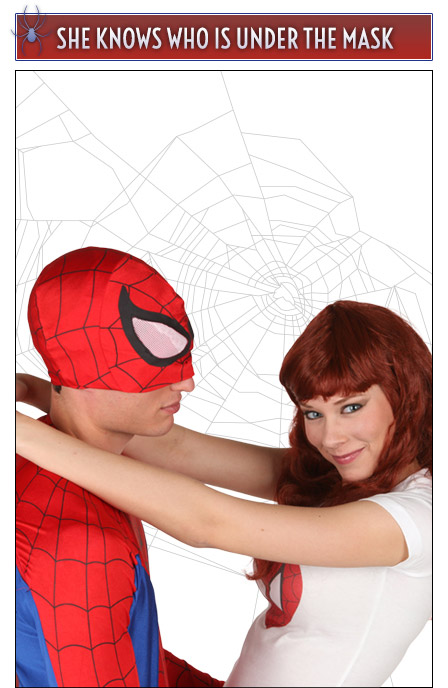 Spider-Man and Mary Jane Couples Idea