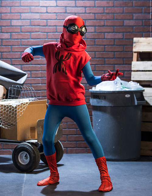 The Spider-Man Look