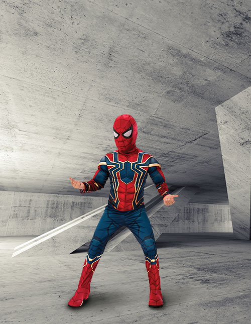 Avengers Iron Spider Costume for Kids