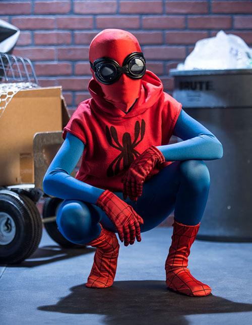The Spider-Man Gear