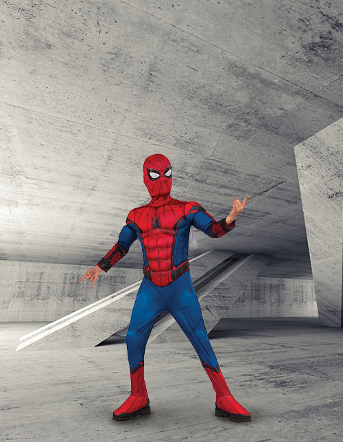 Spider-Man Civil War Costume for Kids