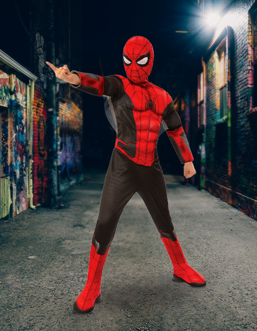 Spider-Man: Far From Home Costume for Kids