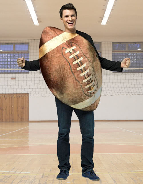 Football Tunic Costume