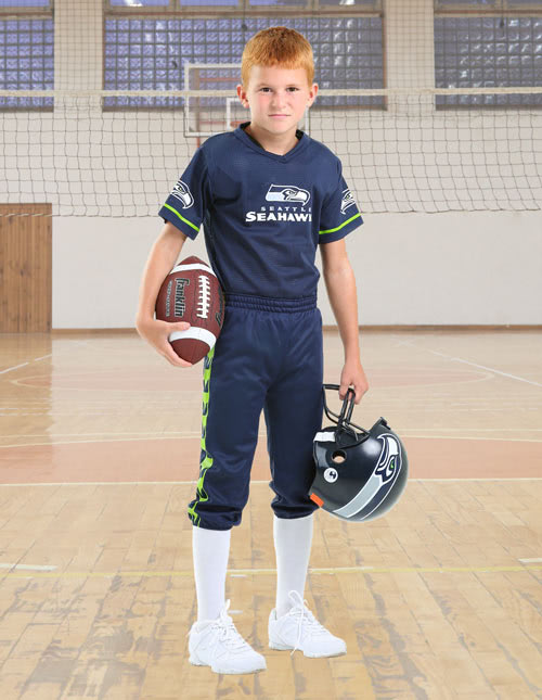 Sports halloween costumes uniforms halloweencostumes kids nfl costume solutioingenieria
