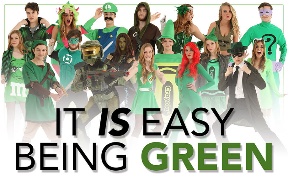 Other Green Costumes