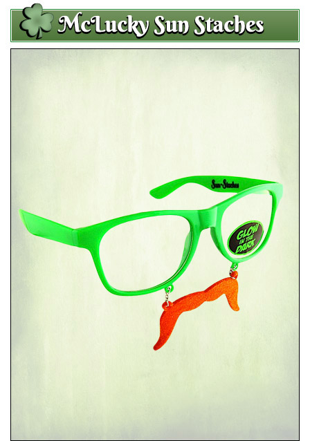 St Patricks Day Sunglasses