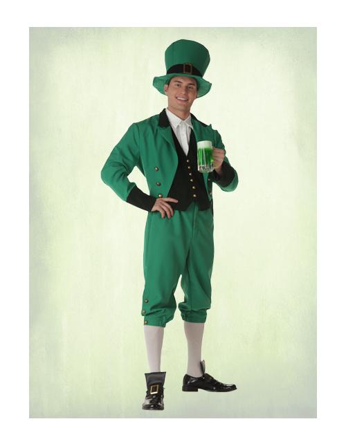 High-Quality Leprechaun Costume