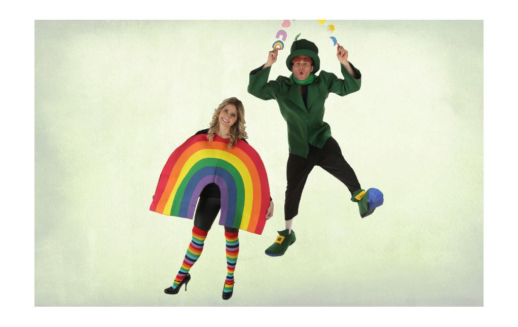 Lucky Leprechaun Costumes