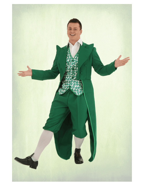 Men's Leprechaun Costume