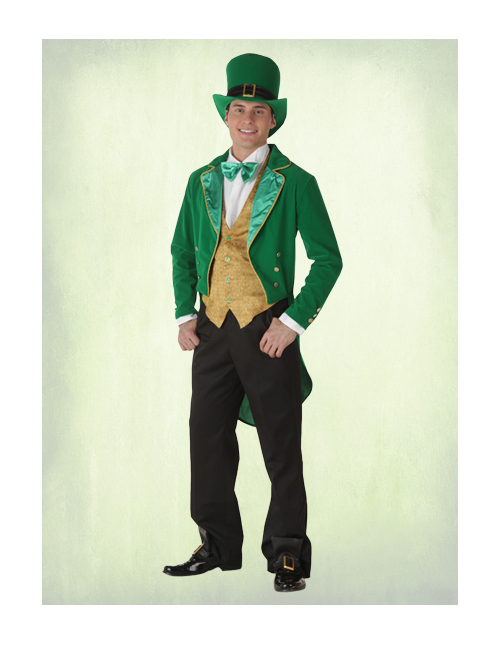 b50cdec35 St. Patrick's Day Costumes - Adult, Kids Leprechaun Costumes