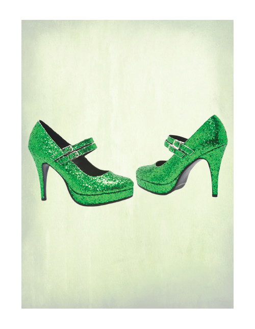 St. Patrick's Day Shoes