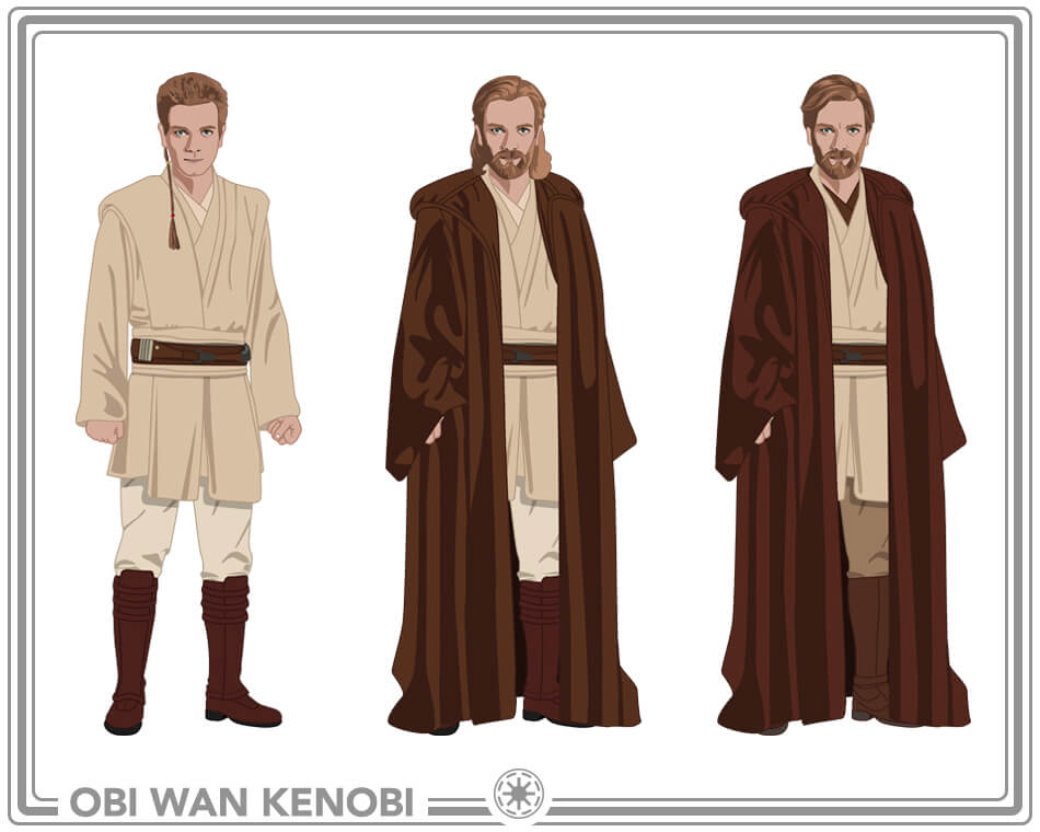 Obi-Wan Costume Ideas