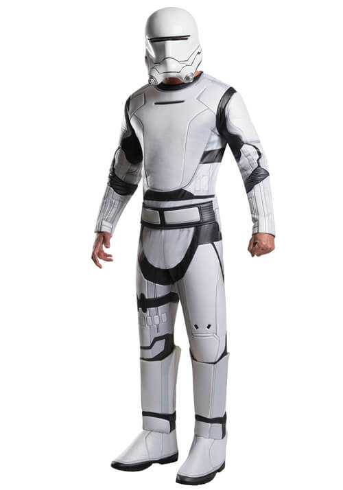Adult Deluxe Flametrooper Costume