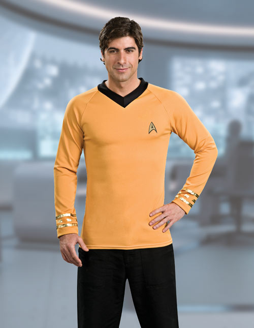 Captain Kirk Costume